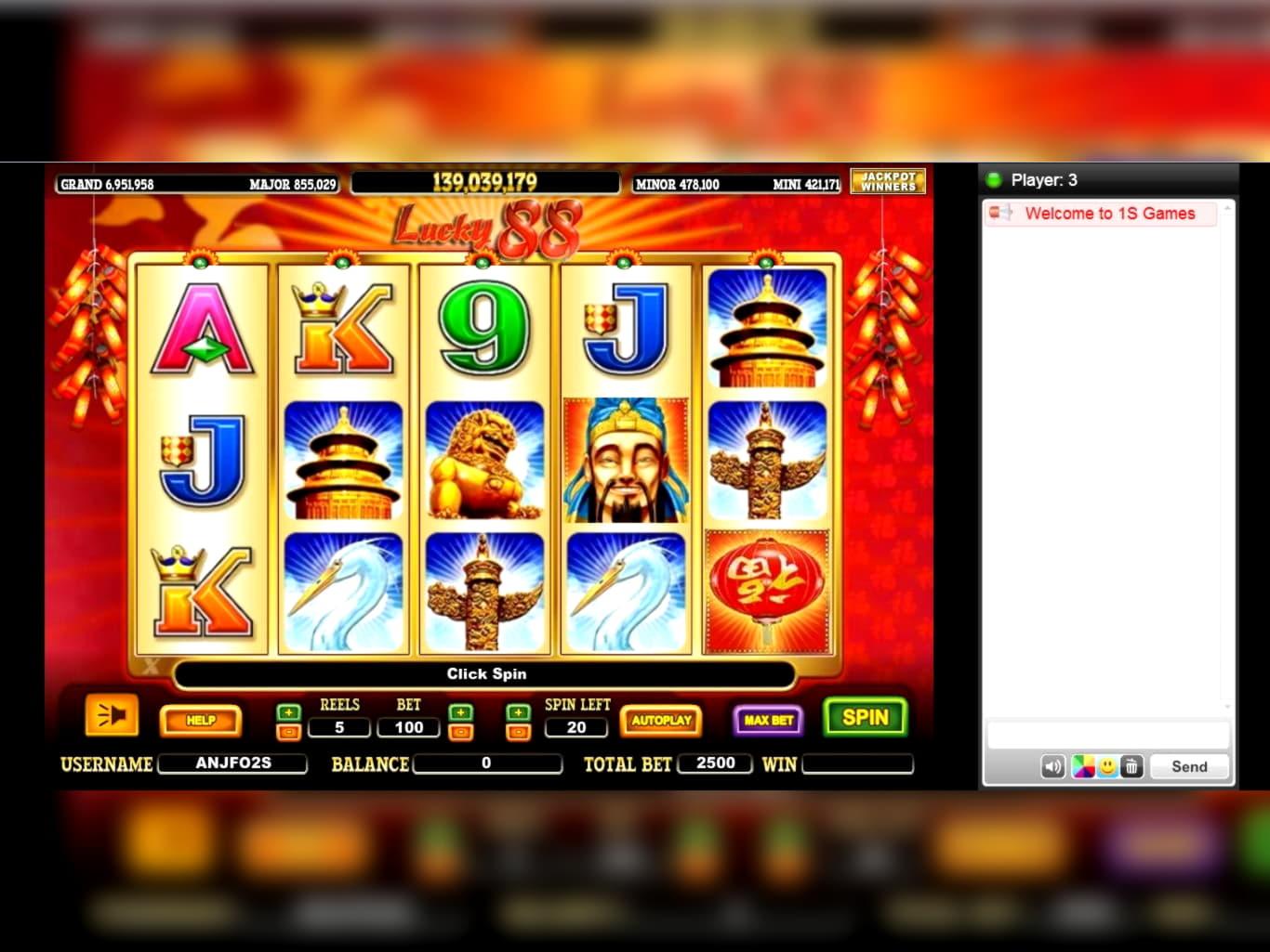 $930 No deposit bonus casino at 888 Casino