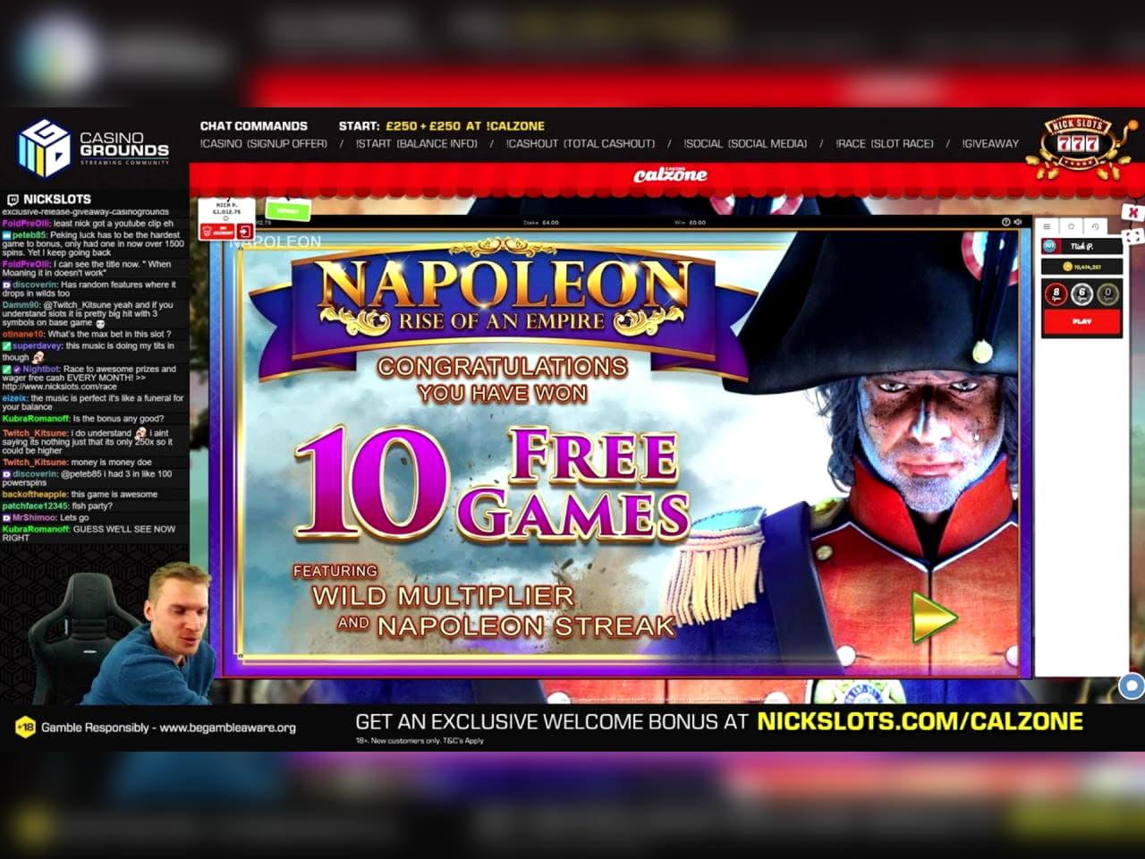 EUR 1630 No Deposit Casino Bonus at Captain Cooks Casino