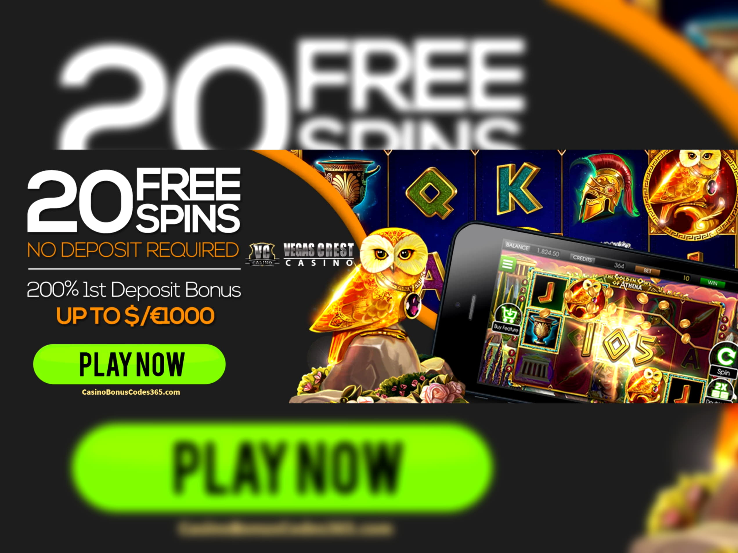 €475 No deposit bonus code at Omni Slots Casino