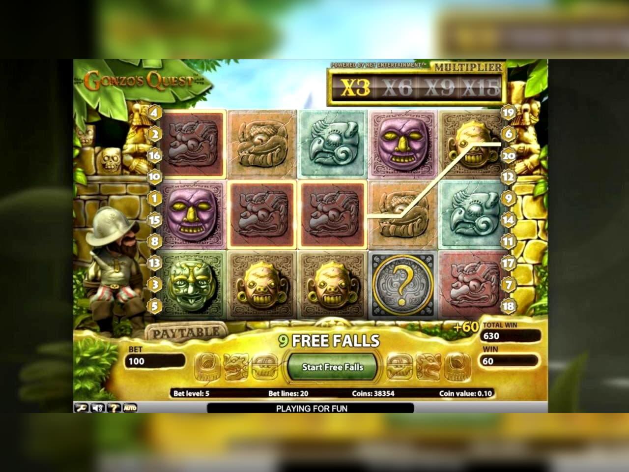 £2185 no deposit casino bonus at Challenge Casino