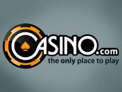 165 Free Spins no deposit at Casino com