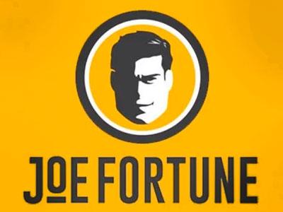 Captura de pantalla de Joe Fortune Casino
