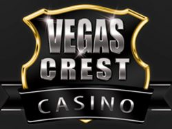 $275 casino chip at Vegas Crest Casino