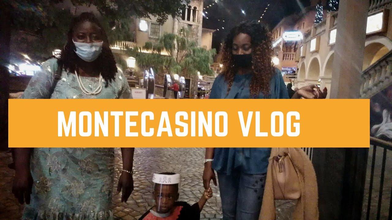 MONTECASINO OUTING | JOHANNESBURG SOUTH AFRICA | LIFESTYLE VLOG