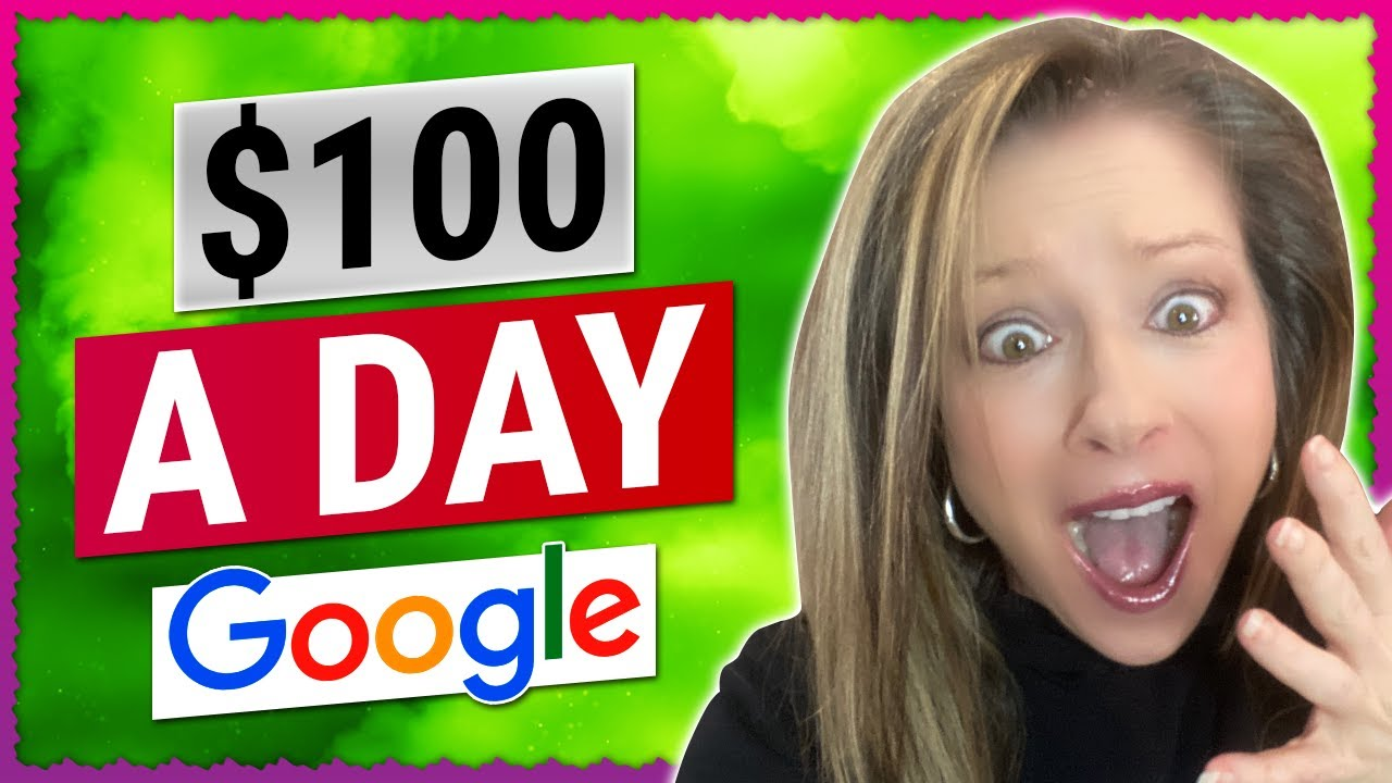 Earn $100 Per Day With Google!  Simple Copy And Paste   Shelly Hopkins
