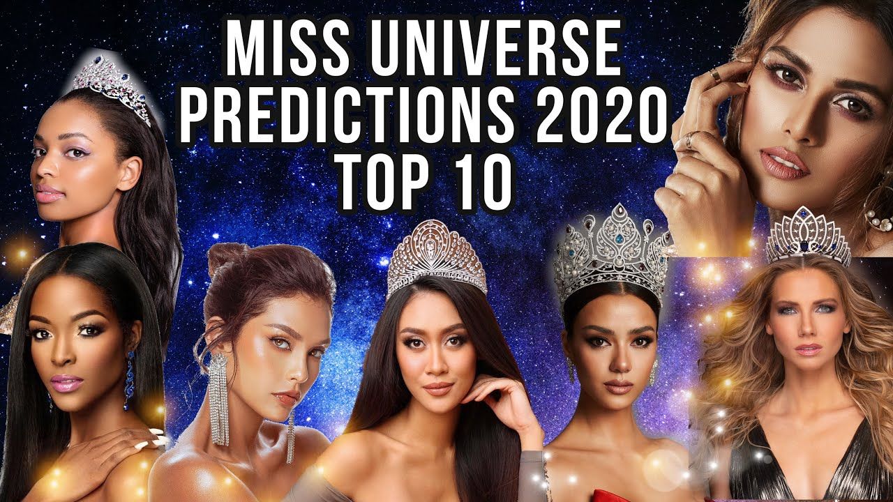 Miss Universe Predictions 2020 TOP 10